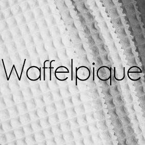 Waffelpique (+)